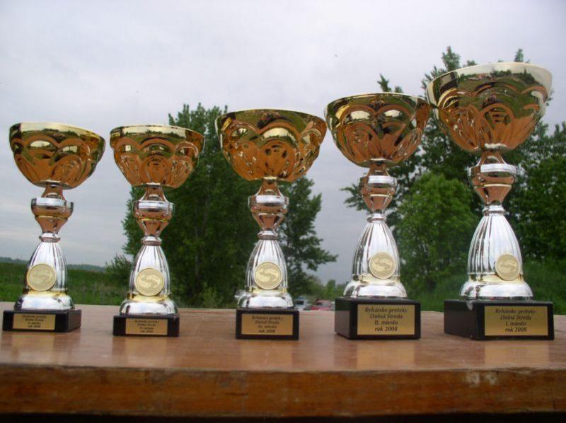 Rybárske preteky v Dolnej Strede 2008