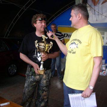 Veľké rybárske preteky Horný Čepeň, 2008
