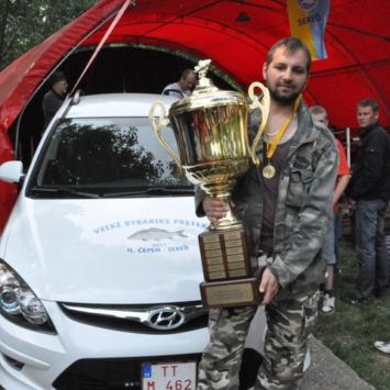 Veľké rybárske preteky Horný Čepeň, 14.5.2011