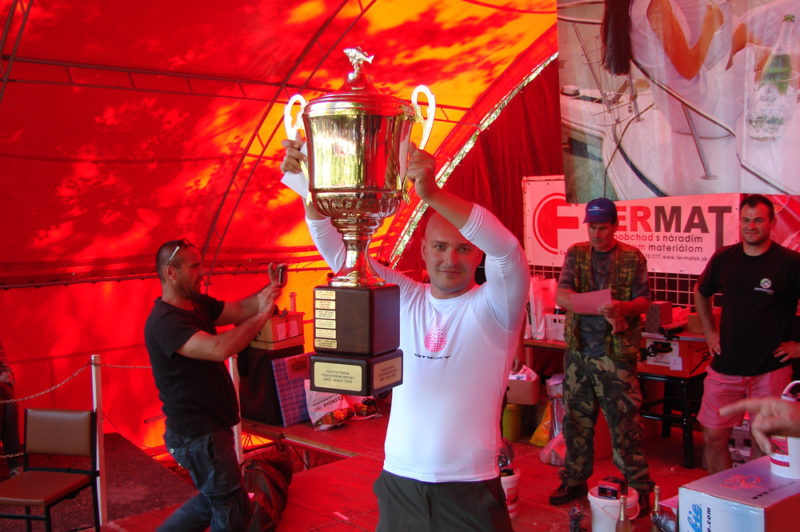 Veľké rybárske preteky – Horný Čepeň – 2014