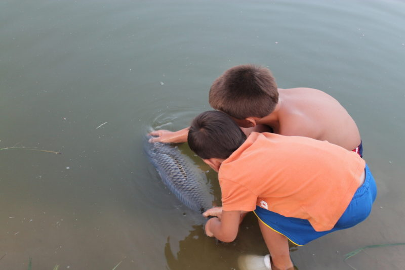 Detský rybársky tábor 2014