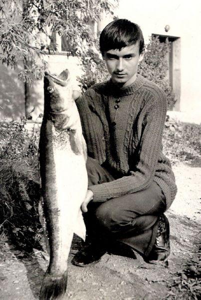 História rybárstva v Seredi – 43