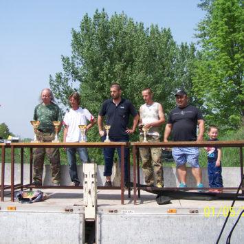 Rybárske preteky Dolná streda – 1.5.2013