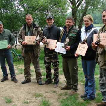 Rybárske preteky – Bagrovisko Šintava – 3.5.2014
