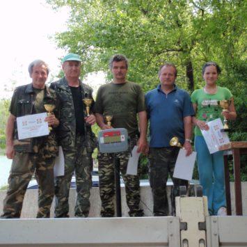 Rybárske preteky v Šintave, 5.5.2012