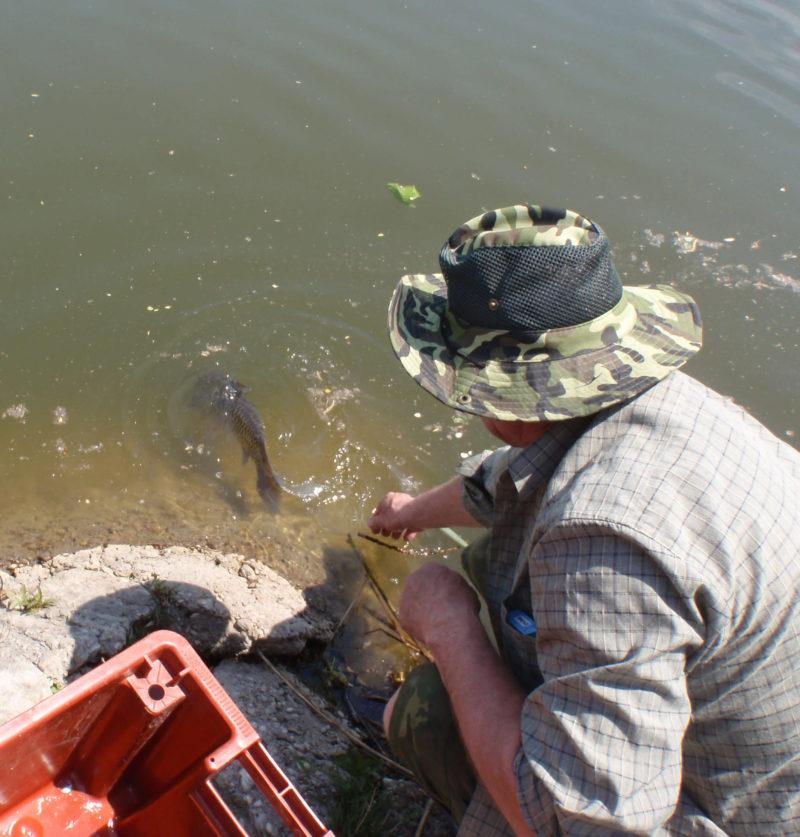 Rybárske preteky v Dolnej Strede, 1.5.2012