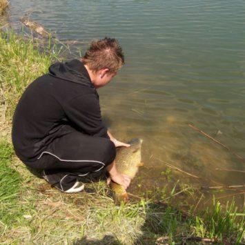 Rybárske preteky v Dolnej Strede 2009