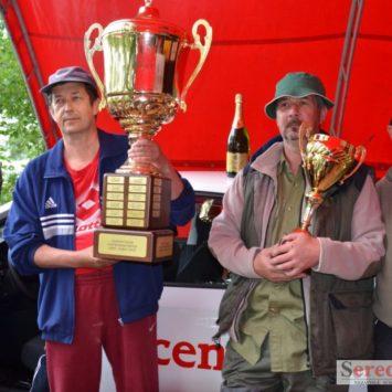 Veľké rybárske preteky Horný Čepeň 2013