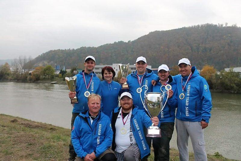Majstrovstvá Slovenska priniesli opäť úspech Feeder Teamu