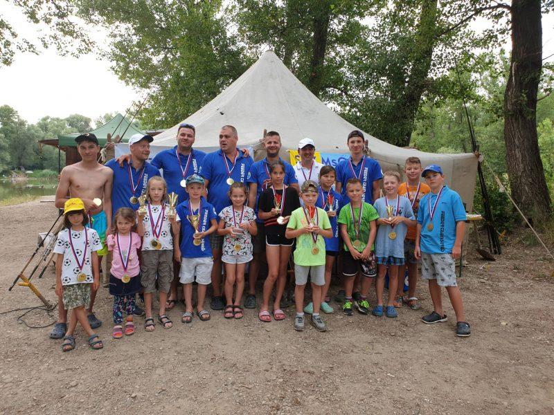 Detský rybársky tábor 2019