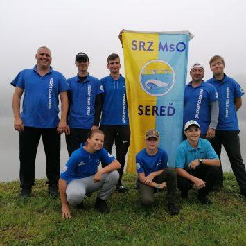 Majstrovstvá Slovenska juniorov v LRU-feeder 2020