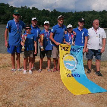 Majstrovstvá Slovenska juniorov v LRU-feeder 2021